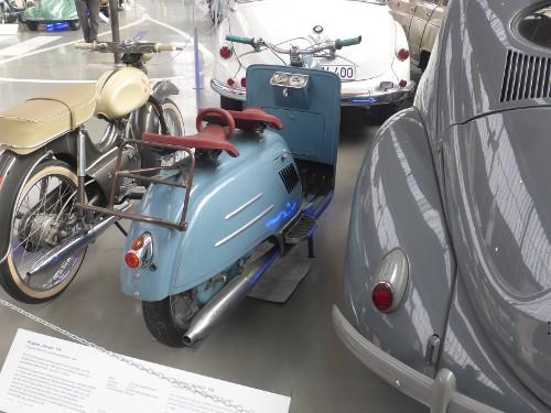 Motorroller Progress Strolch