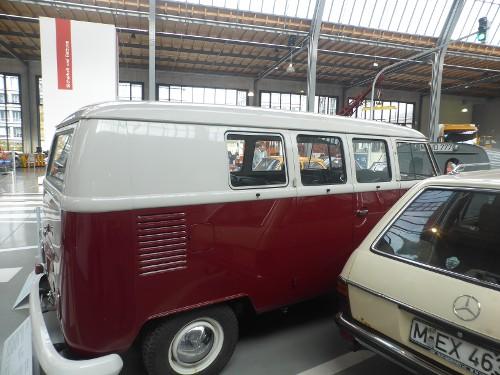 """VW Transporter """"Bulli"""""""