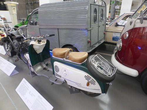 Motorroller IWL SR 59