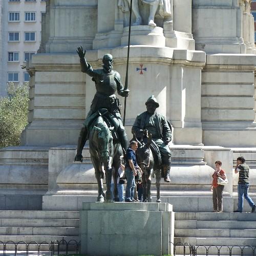 Don Quichotte u.SanchoPansa