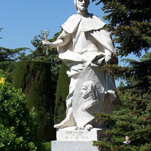 Statue Ferdinand III