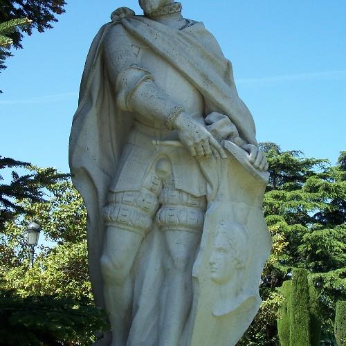 Statue Philipp II