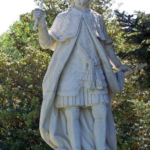 Statue Alonso VI