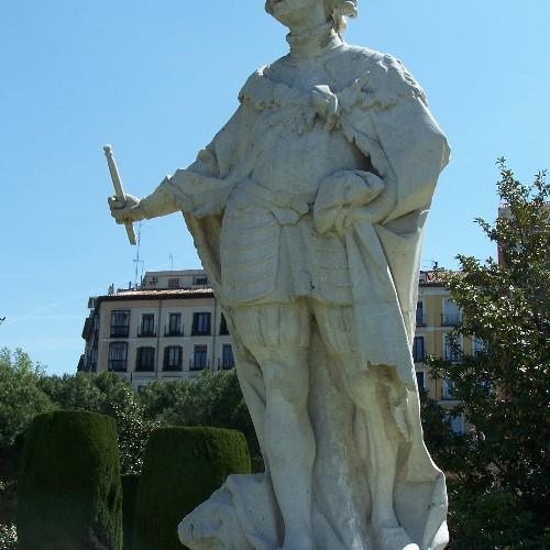Statue Jakob I