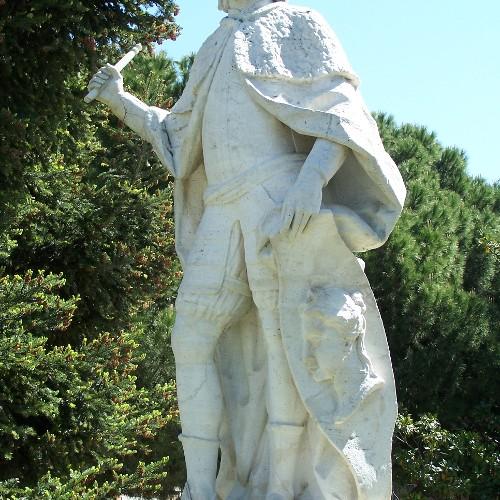 Statue Alonso X