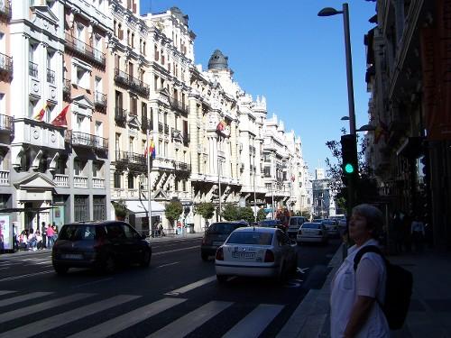 Calle Alcala