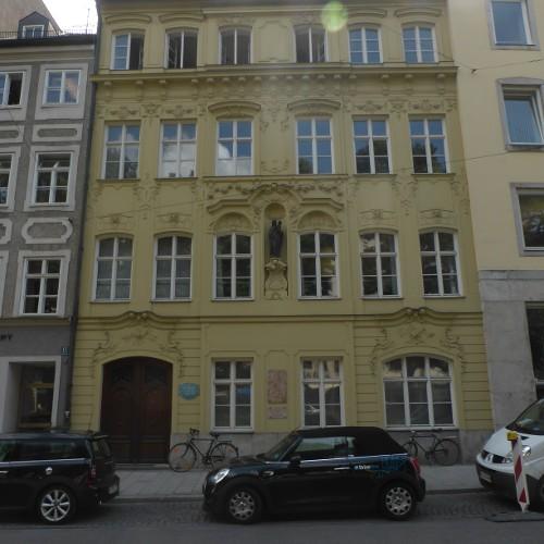 Gunetzrhainerhaus