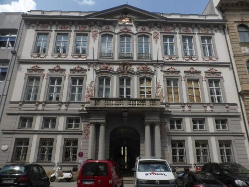 Palais Neuhaus-Preysing