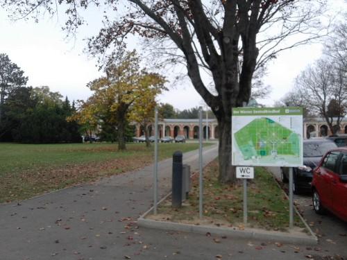 Der Wiener Zentralfriedhof