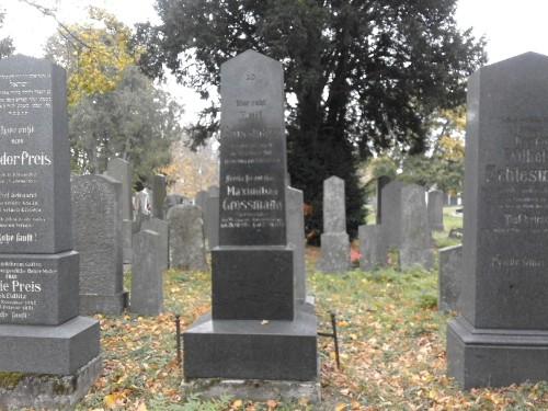 Grab von Maximilian Grossmann