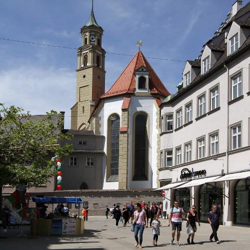 Kreuzgang St. Anna