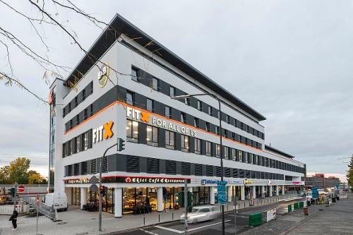 Bahnhof Troisdorf Mitte