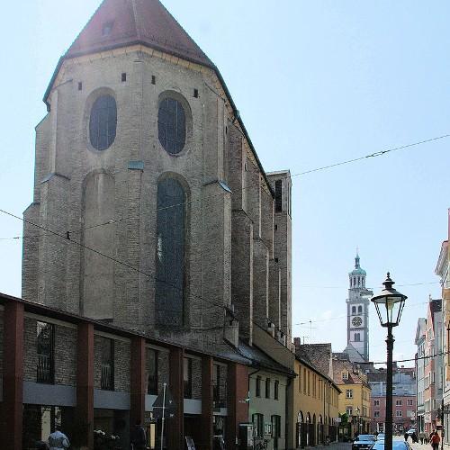 Barfüßerkirche