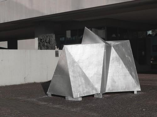 "Richard Serra ""ohne Titel "" 1978"