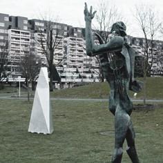 "Ossip Zadkine ""Grand Orphée"" 1956"
