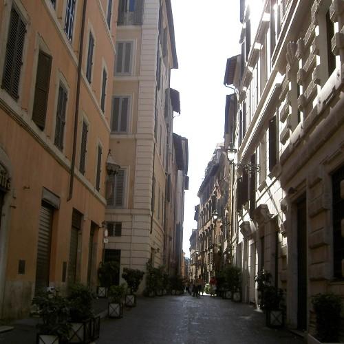 Am Wegesrand - Sant' Ignazio und Via del Corso