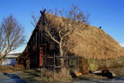Viðimýri Kirche