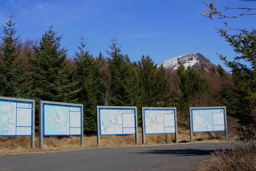 Wanderparkplatz Esja