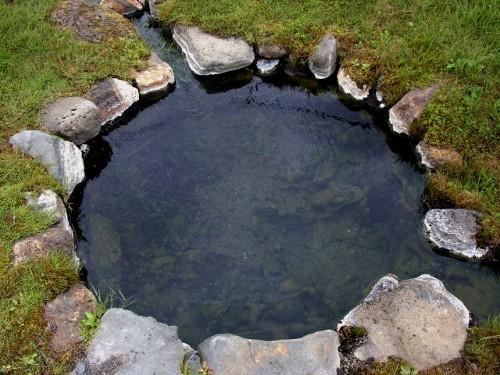 Fontana und Vígðalaug