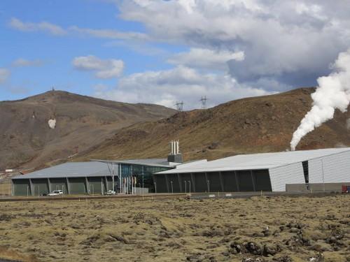 Kraftwerk Hellisheiði