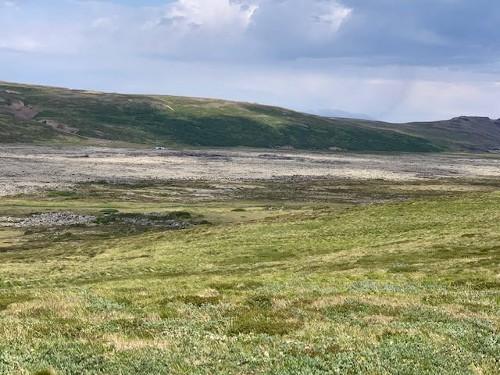 Viðgelmir Lavahöhle
