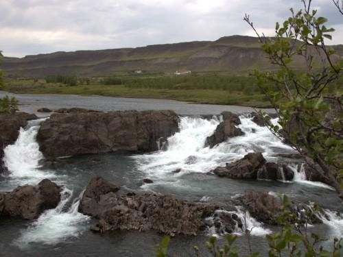 Wasserfall Glanni