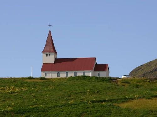 Kirche Vík