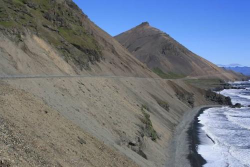 Aussichtspunkt Steilküste