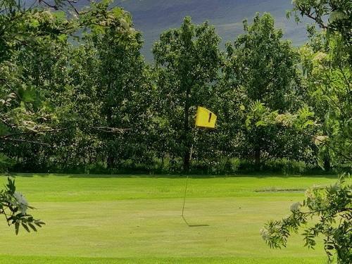 Exotische Golfplätze