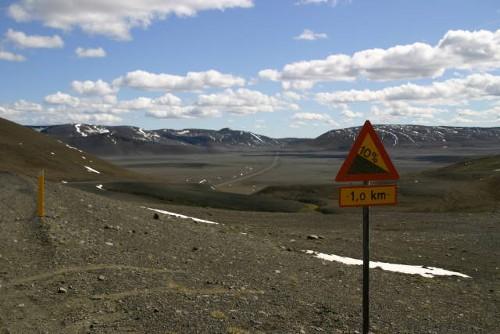 Aussichtspunkt Möðrudalsleið