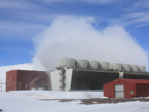 Kraftwerk Krafla