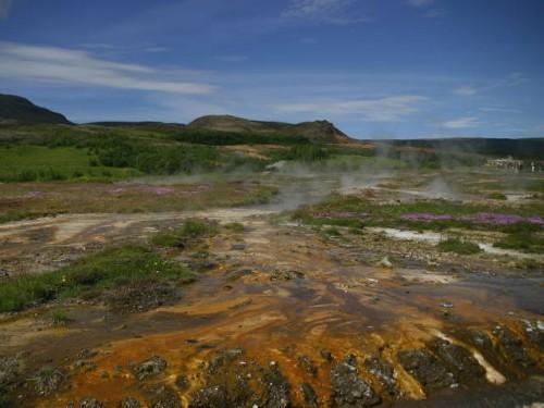 Geysir Besucherzentrum