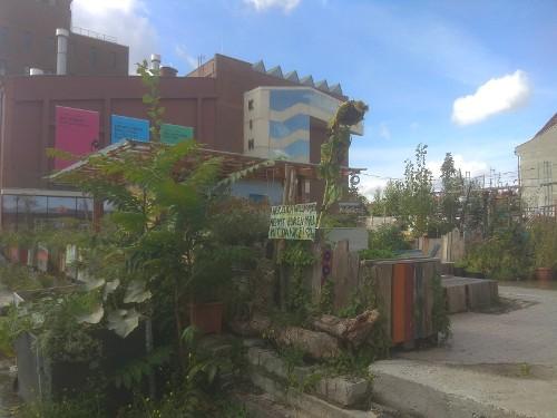 Vollgut Gemeinschaftsgarten - Damn good community garden