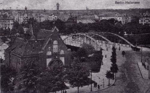 S-Bahnhof Halensee