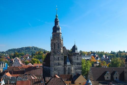St. Moriz Kirche