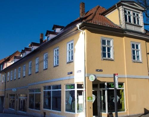 Steinweg 4, ehem. Georgenhospital