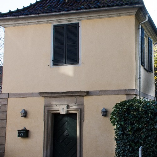 Gartenhaus von Prinz Leopold
