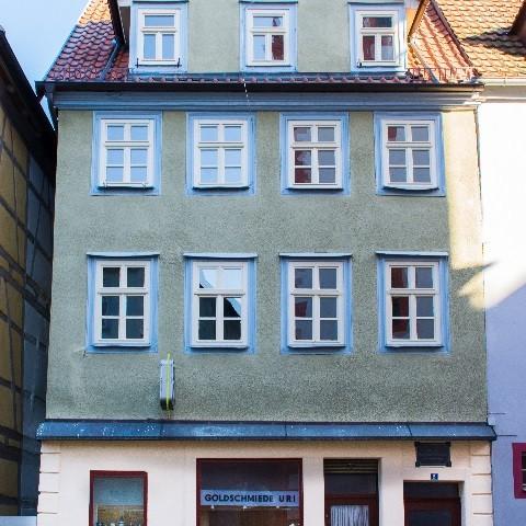 Haus Große Johannisgasse 5