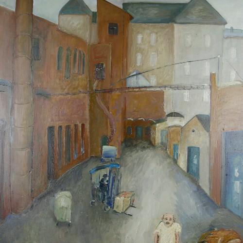 Mühlenhaupt Höfe: Wieder in Berlin – Ich lernte den alten Wittenbecher kennen