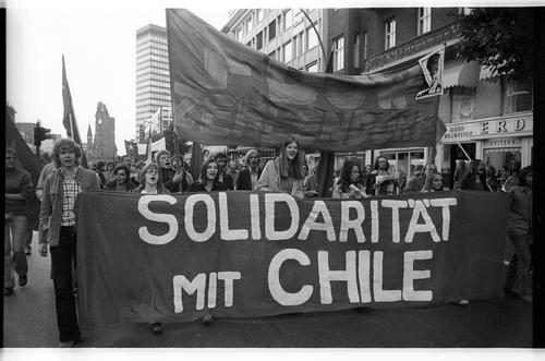 Station 2: Wittenbergplatz & die deutsch-chilenischen Beziehungen seit dem 19. Jahrhundert