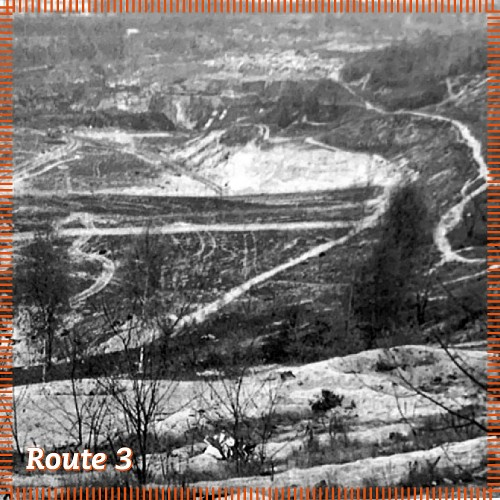 Route 3 | Wendezeiten: Von der Deponie zum Naherholungsziel