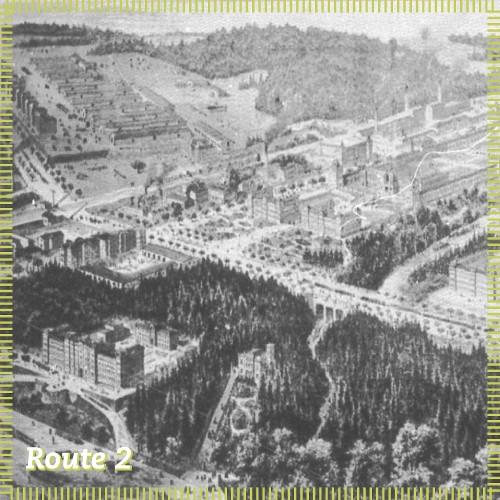 Einleitung: Kasernopolis, Stadt vor der Stadt.