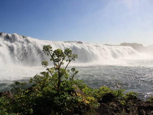 Wasserfall Faxi