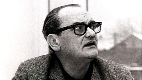 Kurt Früh Portrait  - seine Tochter erinnert sich