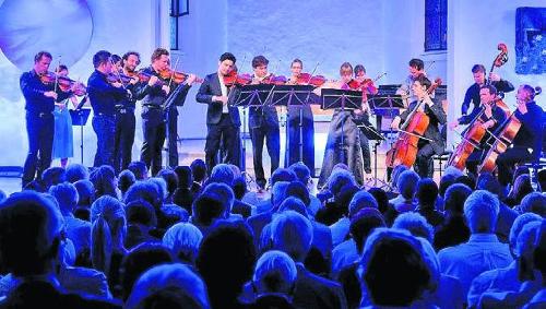 Musik -  Boswiler Meisterkonzerte