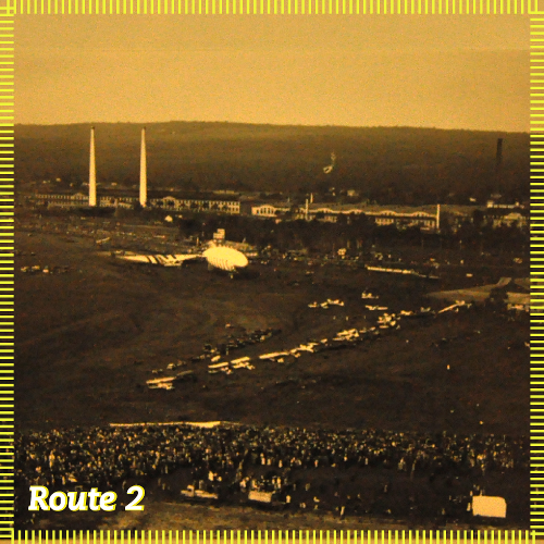 Route 2   Pulsschlag des Luftverkehrs
