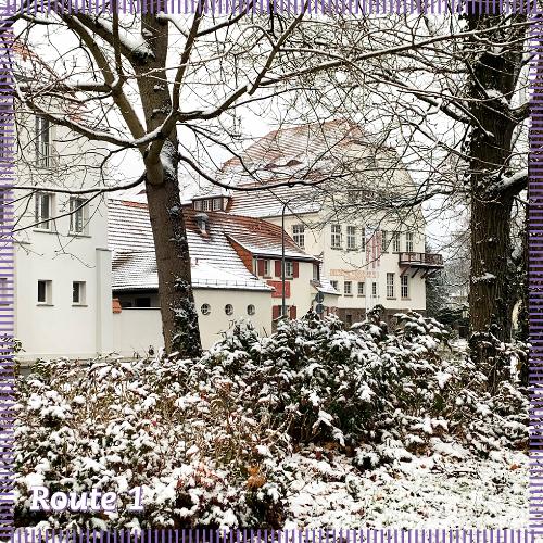 1.5: Hellerau am Grünen Zipfel