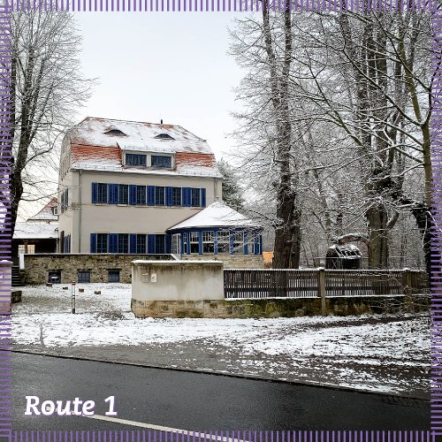 Route 1 | Kleines Intermezzo