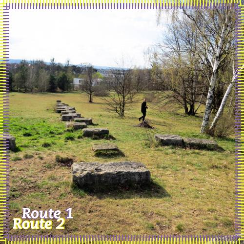 Route 1 | Zwischen Deponien