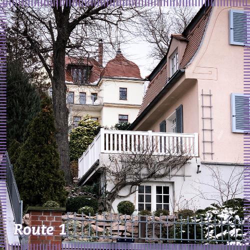 Route 1 | Die Besiedlung der Trachenlehne